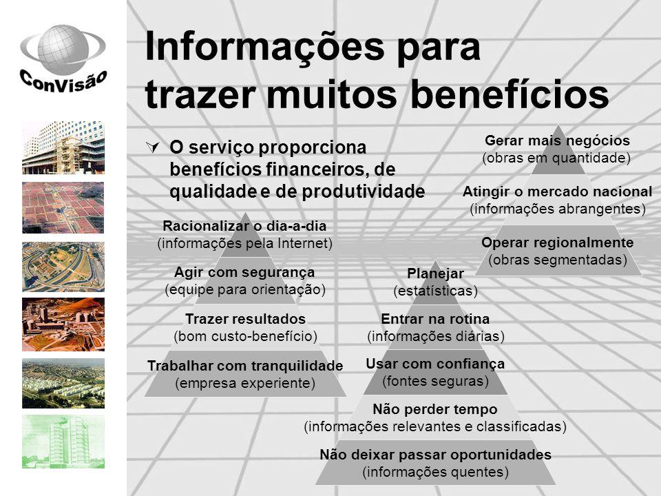 Organização e praticidade em relações e fichas Para consulta simples e ágil, o sistema e os relatórios são organizados em formato prático