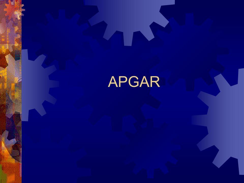 O Teste de Apgar é feito no minuto que o bebê nasce e cinco minutos depois.