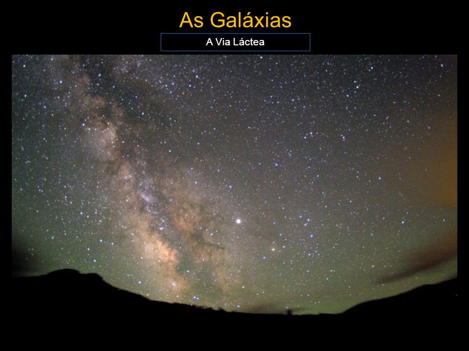 As Galáxias A Via Láctea