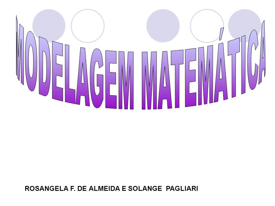 ROSANGELA F. DE ALMEIDA E SOLANGE PAGLIARI