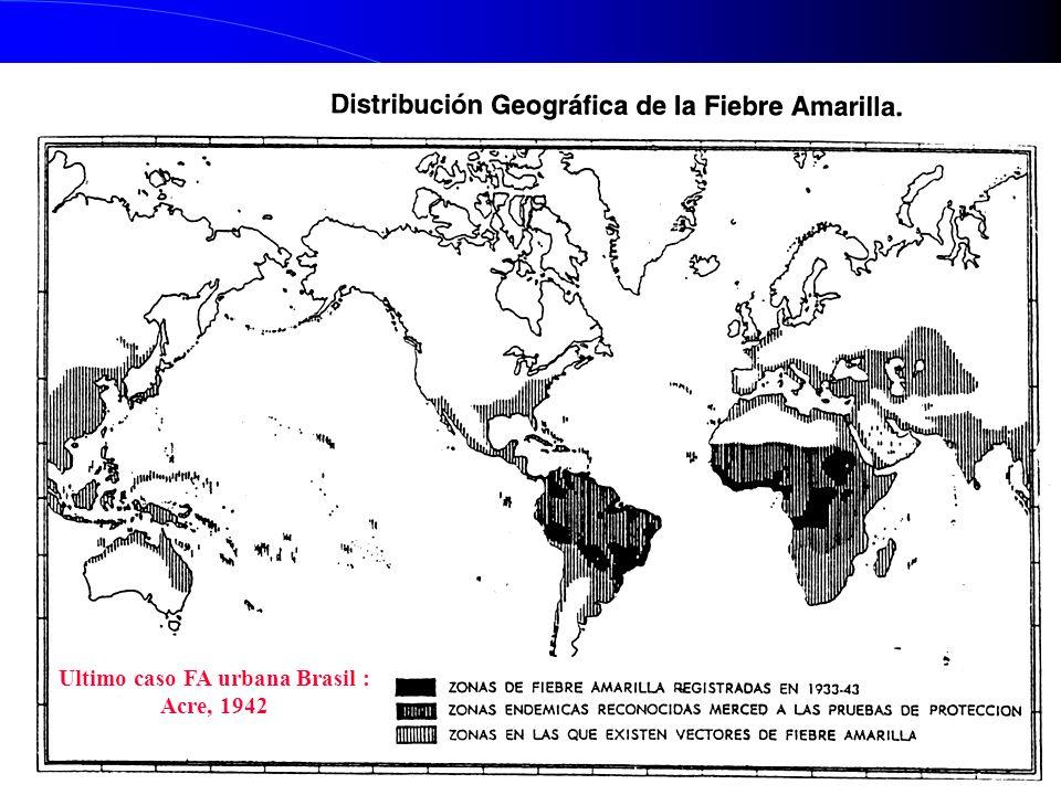 Ultimo caso FA urbana Brasil : Acre, 1942