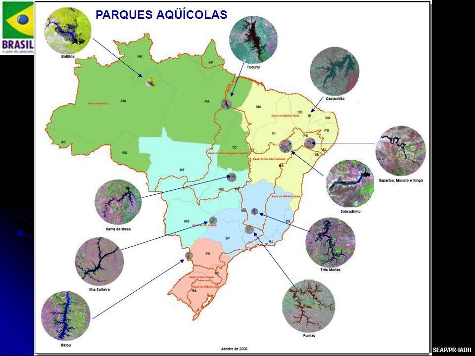 PAULO CESAR ARNS - Convênio SEAP/PR-IADH PARQUES AQÜÍCOLAS