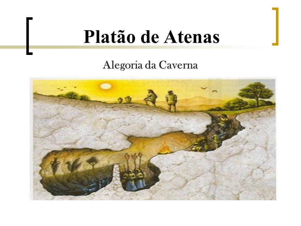 Alegoria da Caverna Platão de Atenas