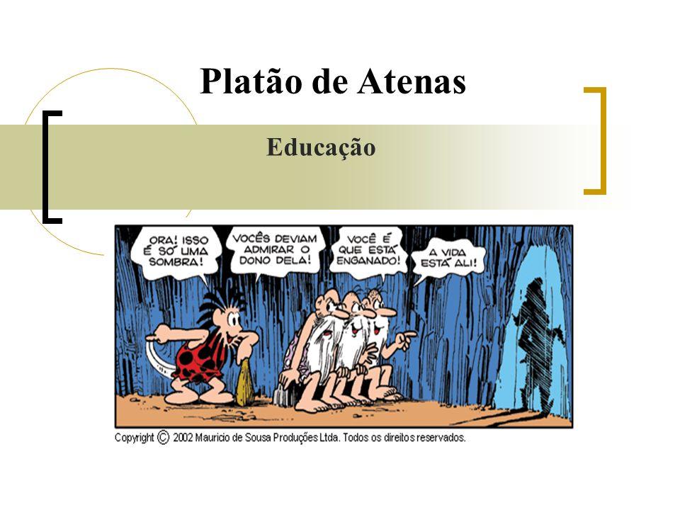 Platão de Atenas Educação