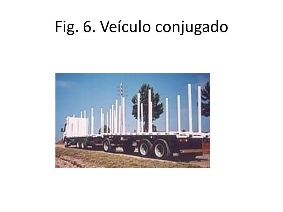 Fig. 6. Veículo conjugado