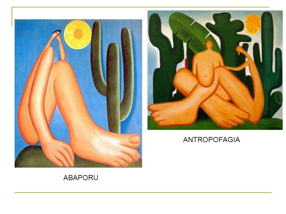 ABAPORU ANTROPOFAGIA