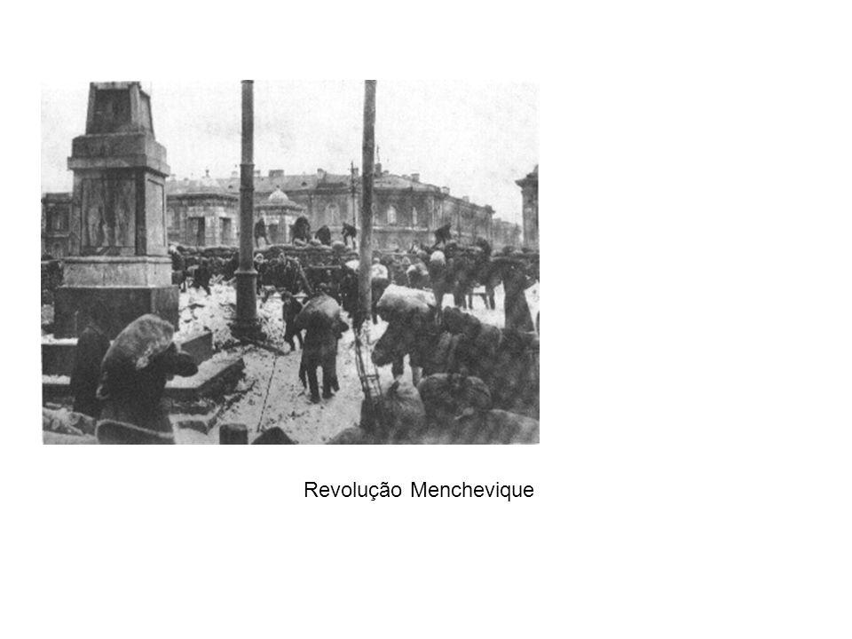 Revolução Menchevique