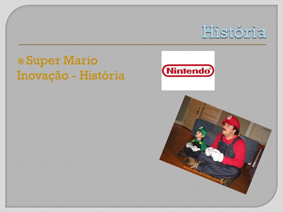 Super Mario Inovação - História