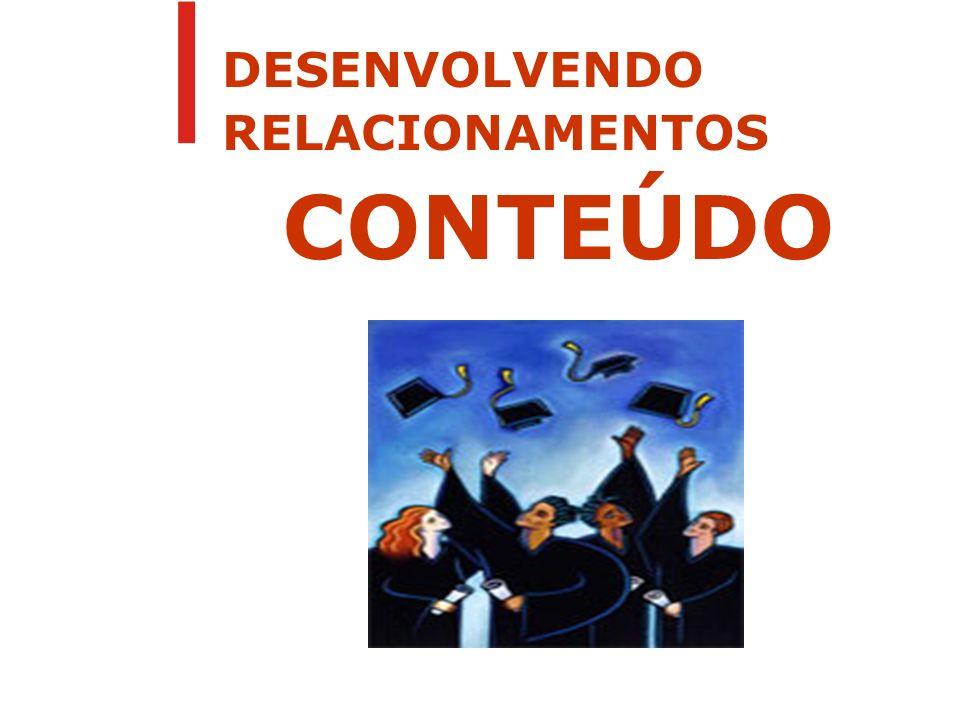 DESENVOLVENDO RELACIONAMENTOS CONTEÚDO