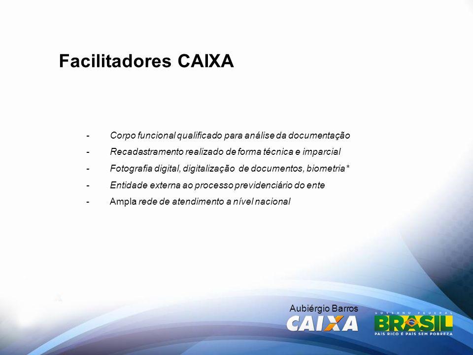 -Corpo funcional qualificado para análise da documentação -Recadastramento realizado de forma técnica e imparcial -Fotografia digital, digitalização d