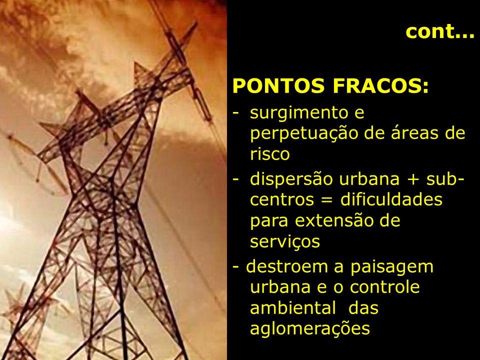 concentração urbana + avanço territorial = barreiras urbanas eletrificadas cont...