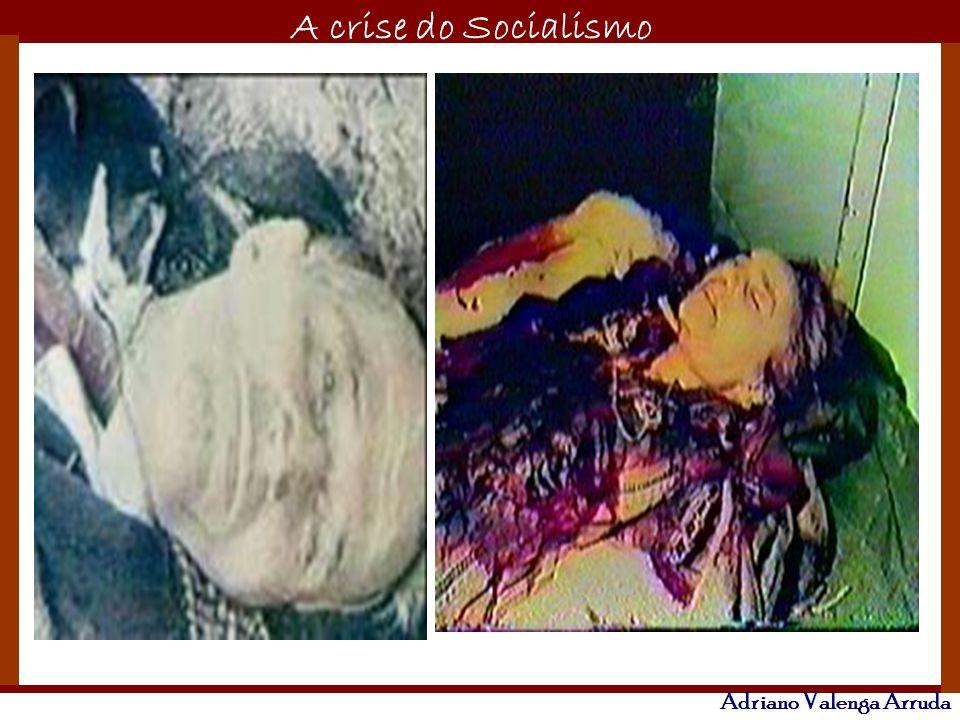 O maior conflito da história A crise do Socialismo Adriano Valenga Arruda
