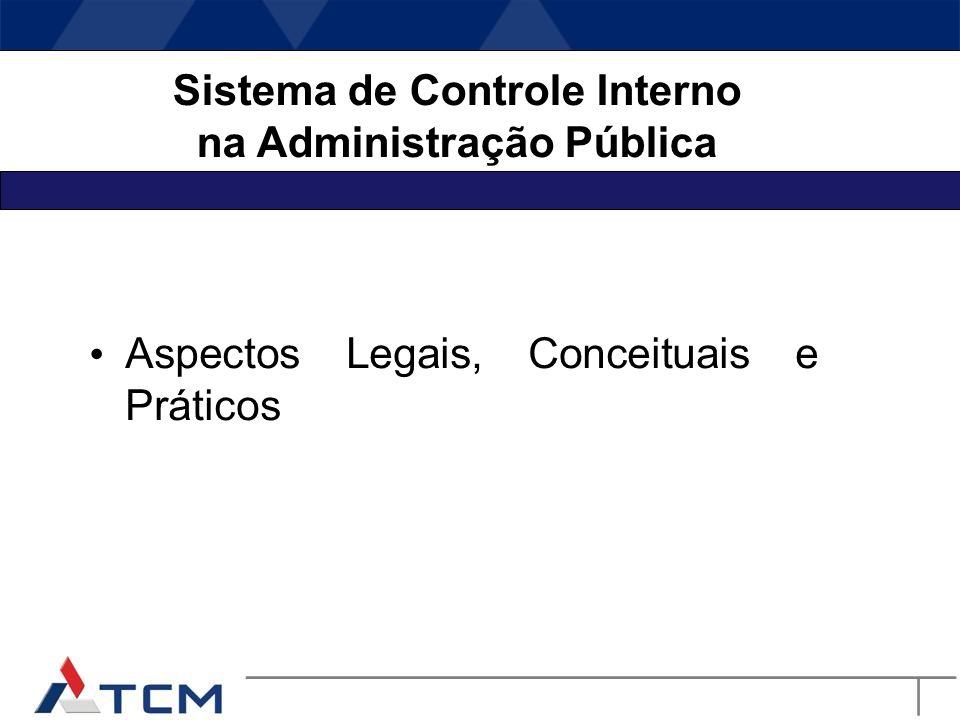 A Importância do Controle Interno no Âmbito Municipal