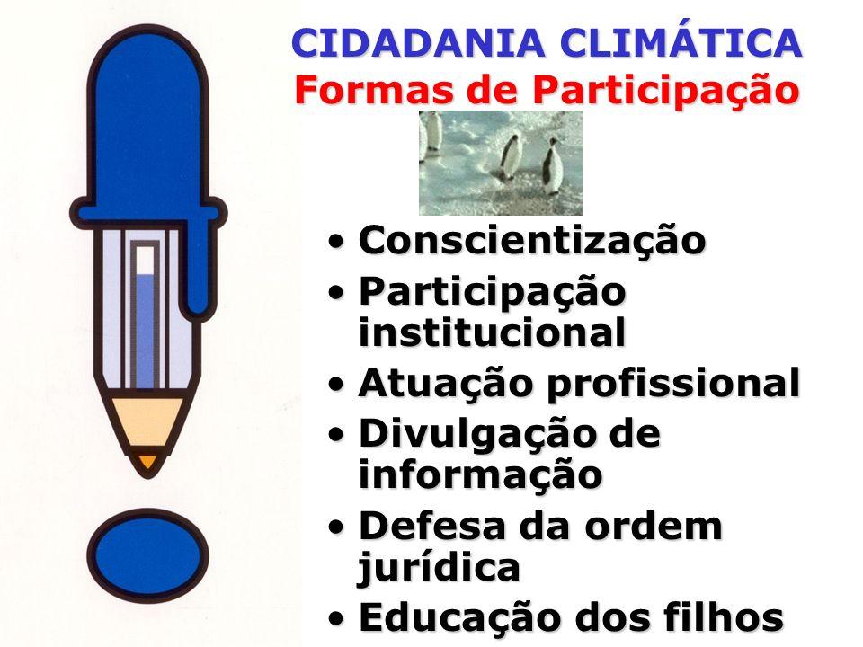 ConscientizaçãoConscientização Participação institucionalParticipação institucional Atuação profissionalAtuação profissional Divulgação de informaçãoD