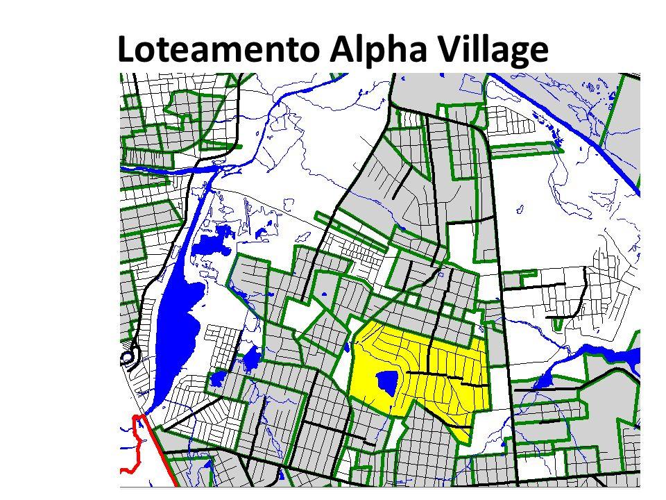 Loteamento Alpha Village