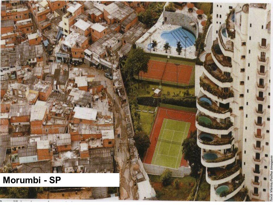 Falta de integração espacial e espaços públicos nos Condomínio em Brasília- DF