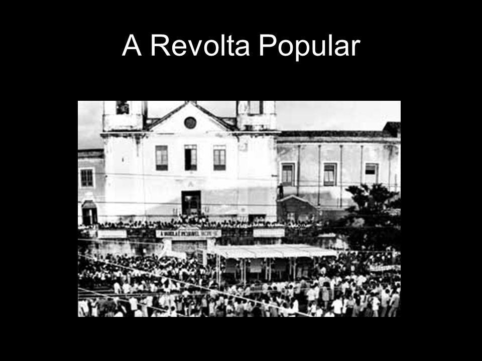 A Revolta Popular