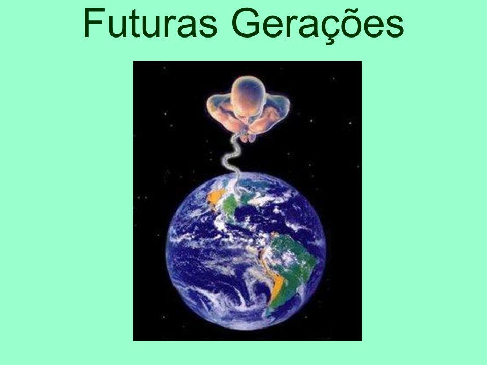 Herança Mundial As futuras gerações vão apreciar a natureza?