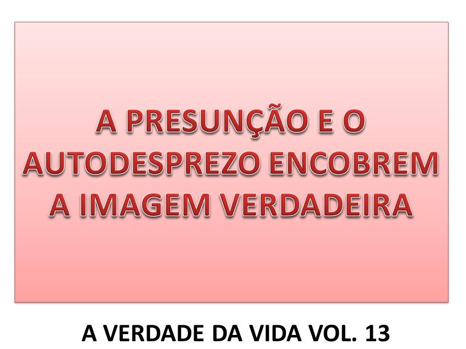 A VERDADE DA VIDA VOL. 13