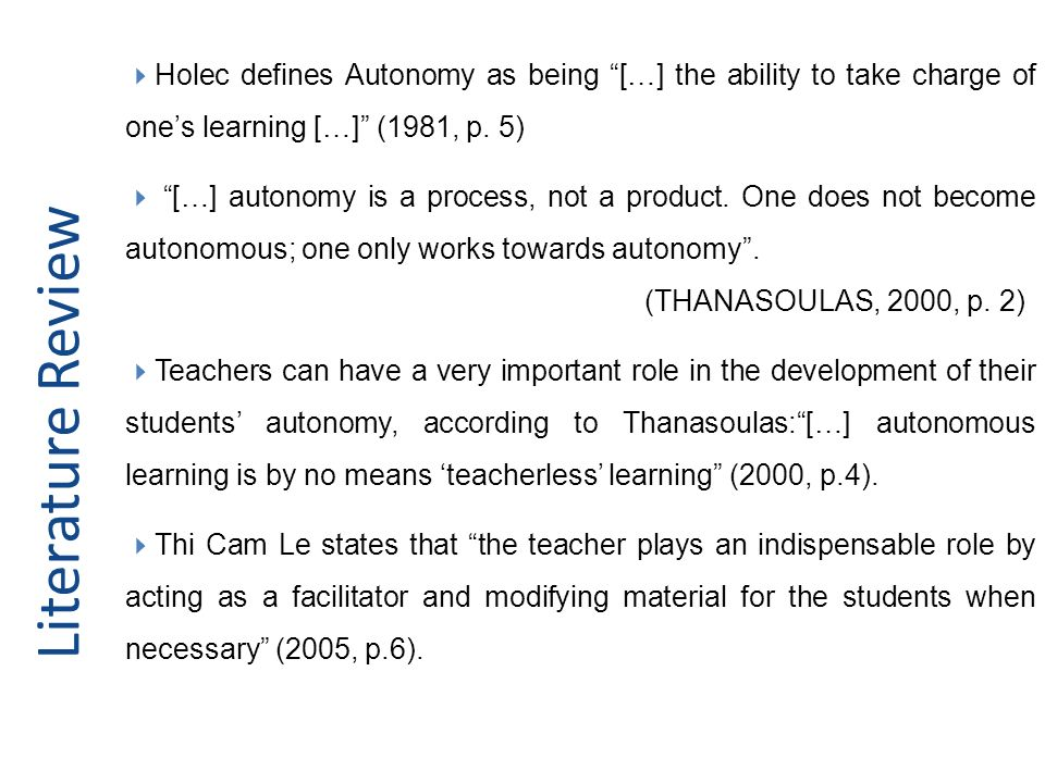 in order to help learners to assume greater control over their own learning it is important to help them to become aware of and identify the strategies that they already use or could potentially use.