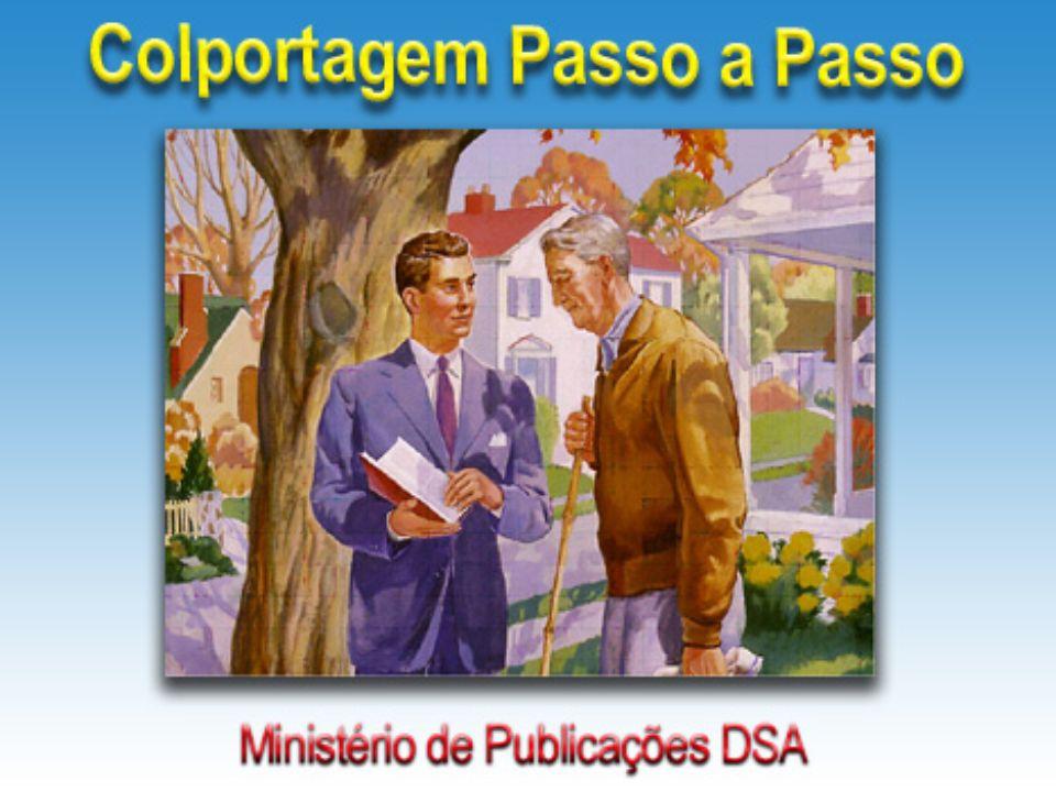 PUBLICAÇÕES DSA 1 Os Colportores precisam converter-se diariamente a Deus, a fim de que suas palavras e ações possam exercer uma influência salvadora.