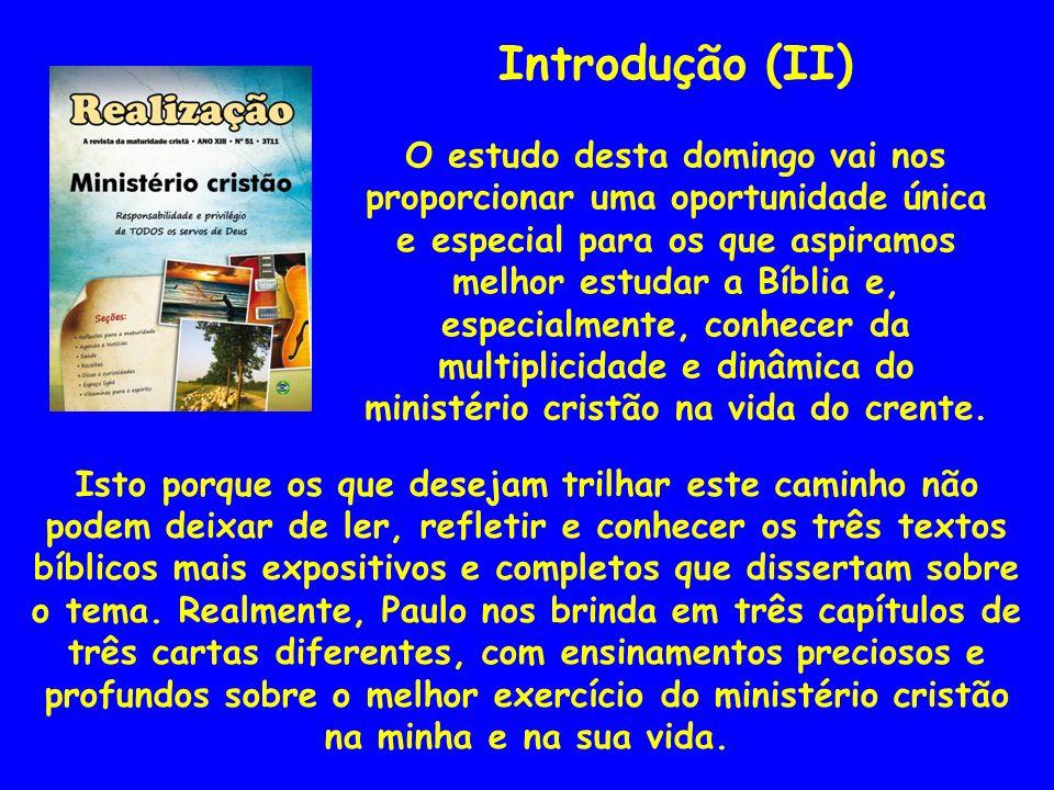 Conclusão (I) Dos 28 ministérios ou titulares citados… Qual o seu.