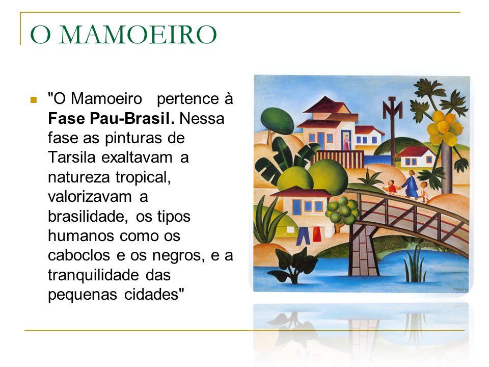 O MAMOEIRO