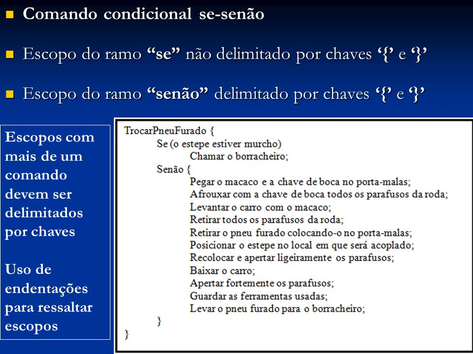 void main () { int n, i; float a, b, p; double S1, S2, STrap, Dx; scanf ( %f%f%f , &a, &b, &p); S2 = 0; n = 5; do { } while (fabs (S1-S2) > p); } Algoritmo fabs: valor absoluto de expressão real