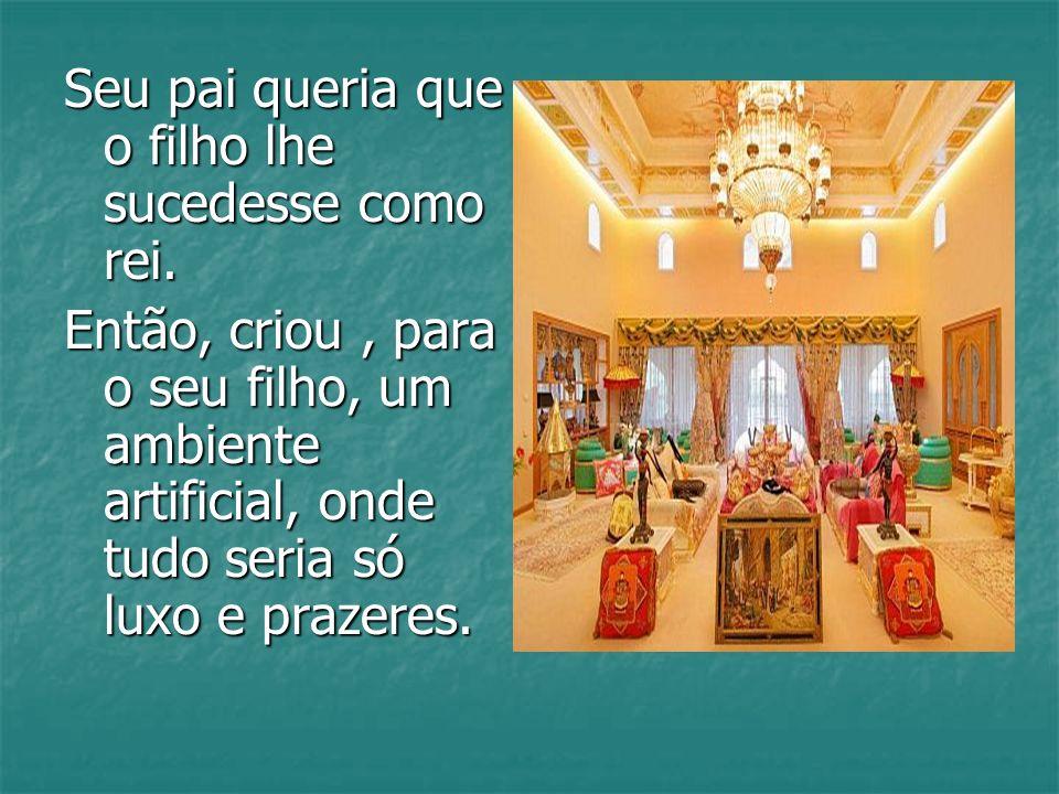 Nina conclui: Quando não queremos ver as coisas de frente, somos como o príncipe no castelo.