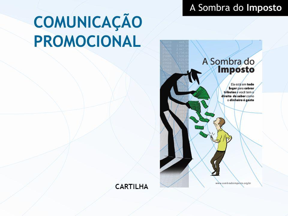 COMUNICAÇÃO PROMOCIONAL CARTILHA