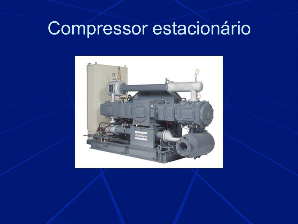 Compressor estacionário