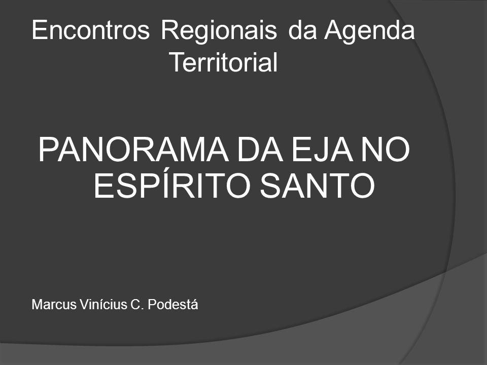 Percentual de Analfabetismo Absoluto Brasil Espírito Santo Dados do censo 2010 e 2011.