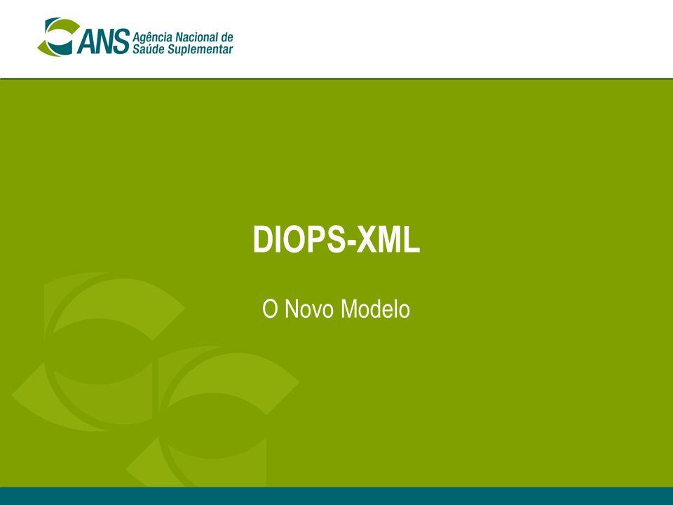 DIOPE – Diretoria de Normas e Habilitação de Operadoras18 DIOPS-XML Operaocional - Migração em 2 fases Para envio dos dados: do 1º trimestre/2007 (XML opcional): O Aplicativo DIOPS versão 2007 ainda poderá ser utilizado.