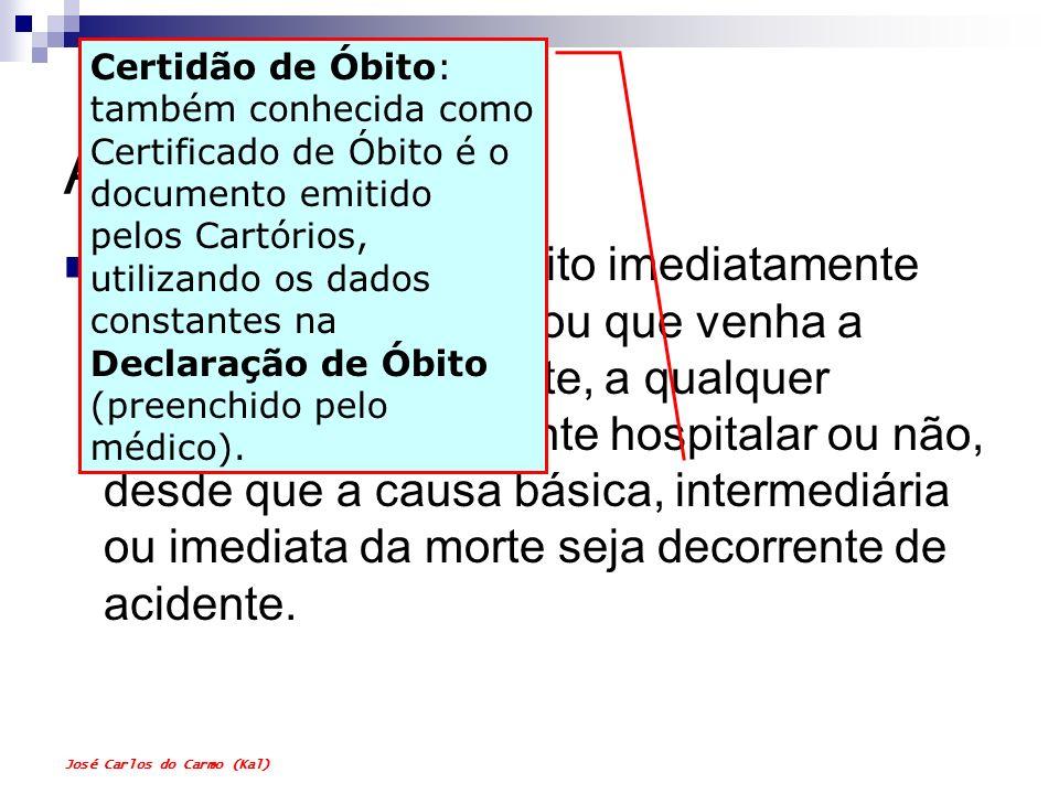 José Carlos do Carmo (Kal) CRITÉRIOS DE INCLUSÃO 12.