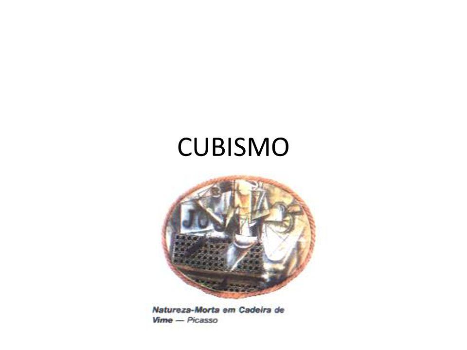Historicamente o Cubismo originou-se na obra de Cézanne, pois para ele a pintura deveria tratar as formas da natureza como se fossem cones, esferas e cilindros.