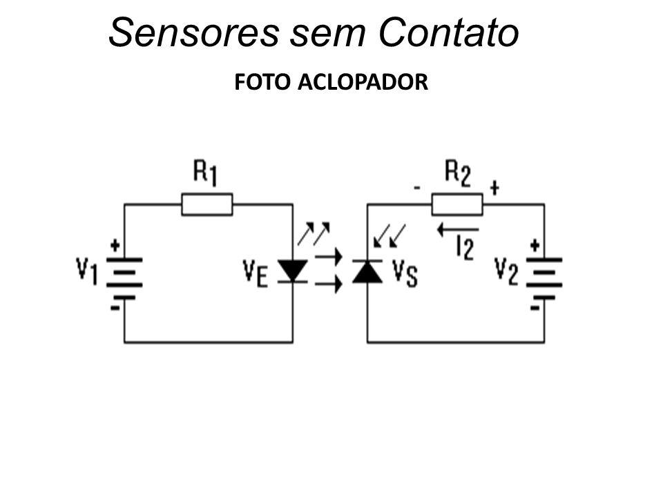 Sensores sem Contato FOTO ACLOPADOR