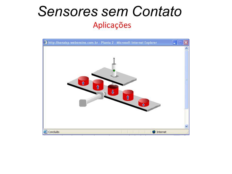 Sensores sem Contato Aplicações