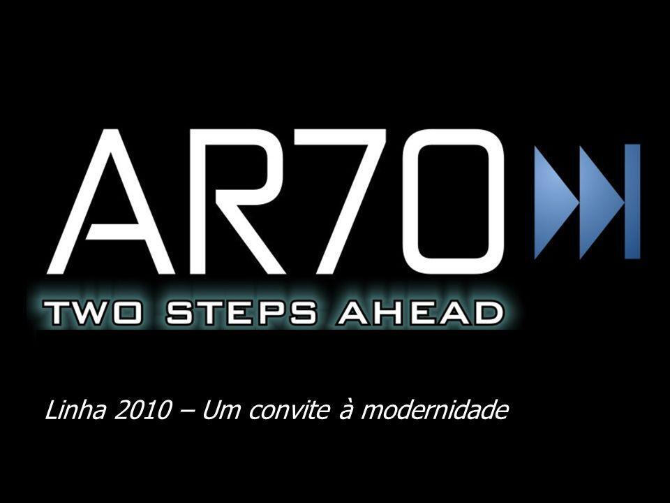Linha 2010 – Um convite à modernidade