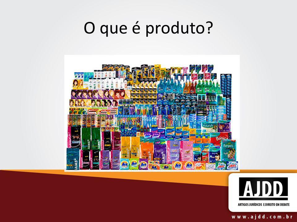 O que é produto?