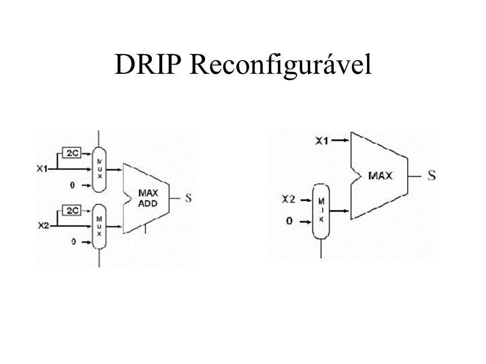 DRIP Reconfigurável