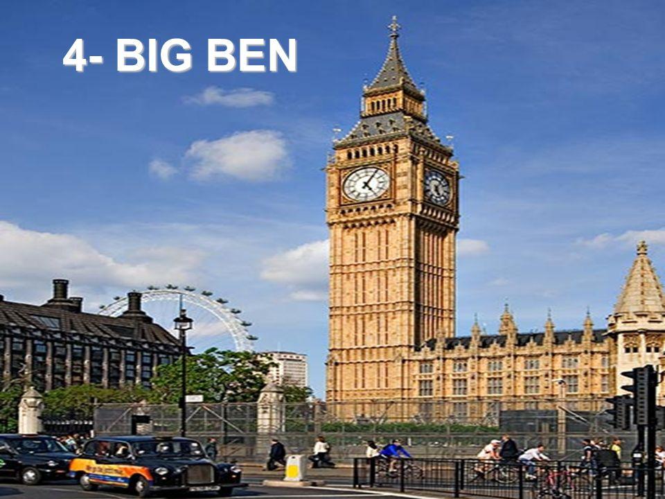 4- BIG BEN