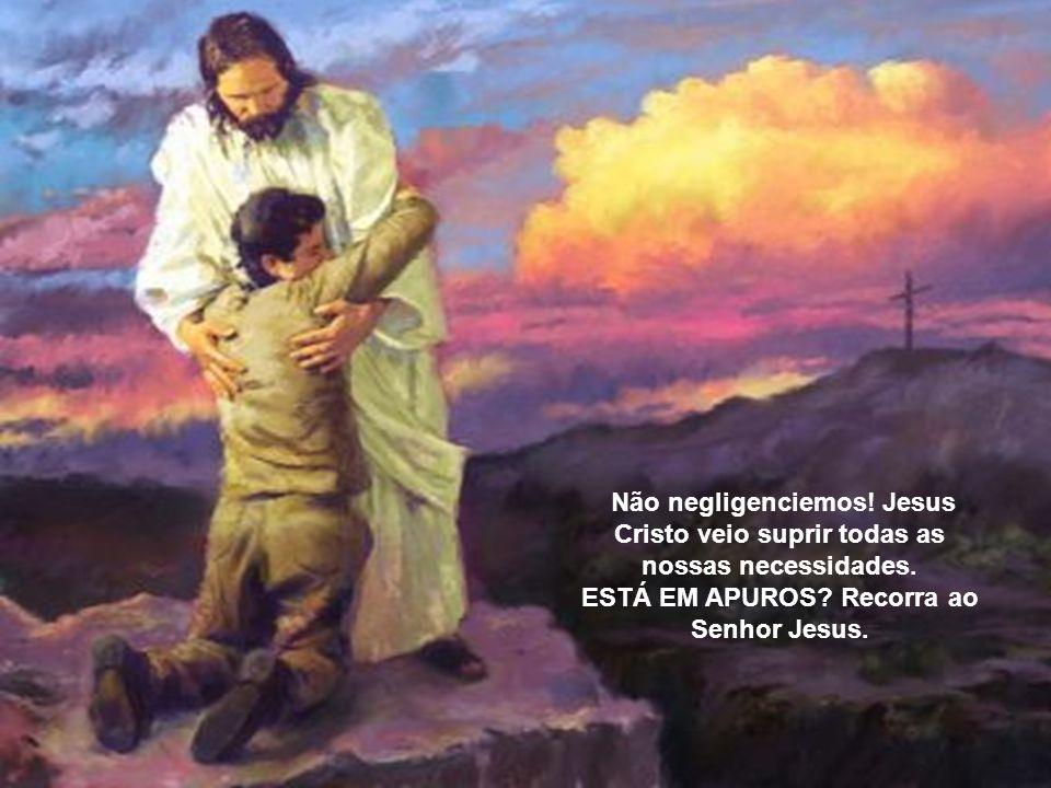 Todos aqueles que já receberam o Senhor Jesus como Salvador e Senhor de suas vidas, têm o privilégio de, nos momentos de aflição, nas doenças, nas men