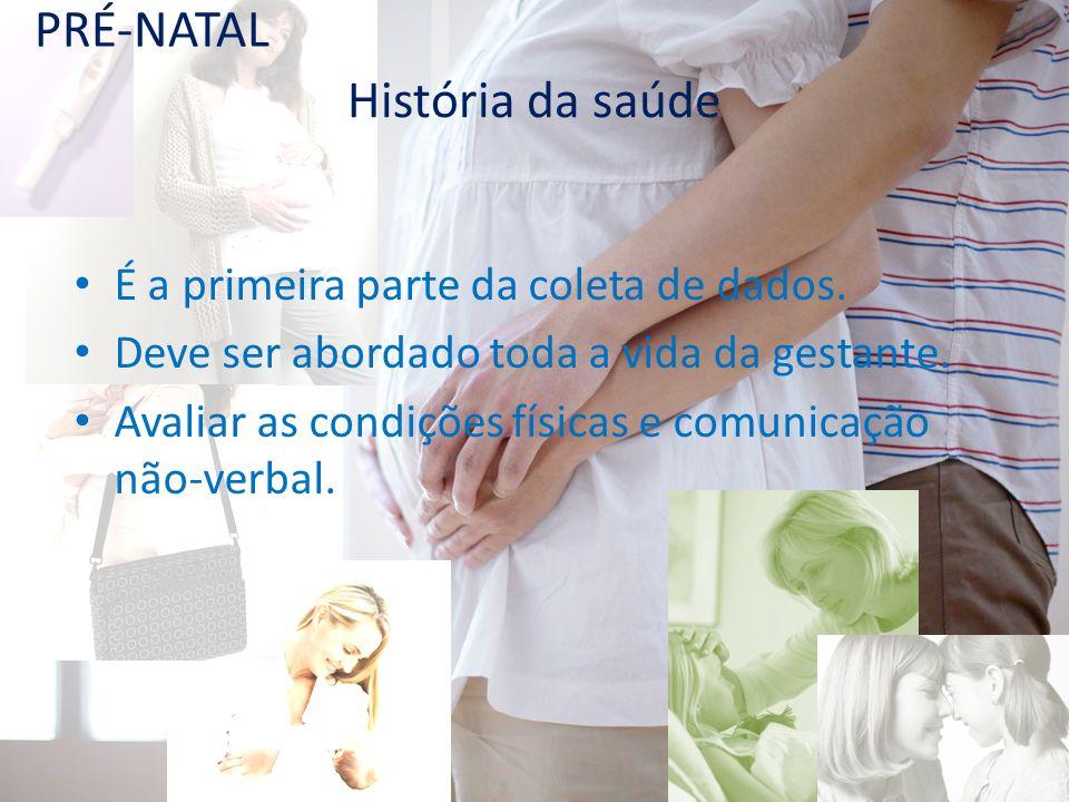 Esquema de vacinação A gestante não deve tomar nenhuma vacina sem o conhecimento do seu médico.