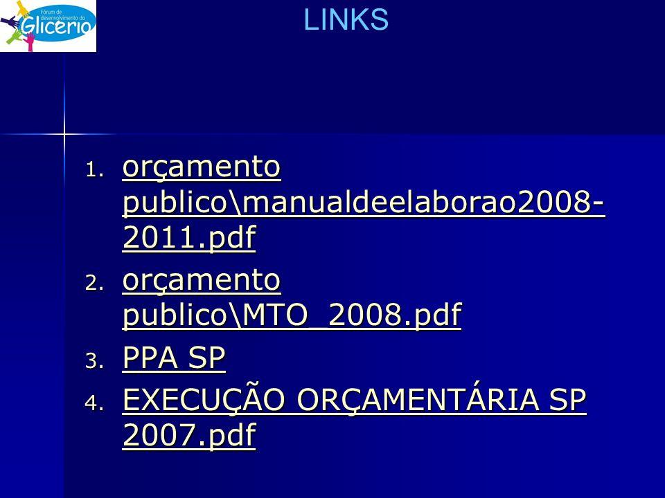 LINKS 1. orçamento publico\manualdeelaborao2008- 2011.pdf orçamento publico\manualdeelaborao2008- 2011.pdf orçamento publico\manualdeelaborao2008- 201
