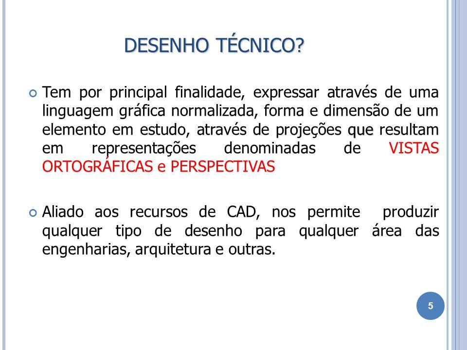 SISTEMA DE PROJEÇÕES: Classificação dos sistemas projetivos: Sistema de Projeções Cônico ou Perspectivo Observador a uma distância finita do objeto As projetantes convergem no observador Sua representação é aparente Utilizado em perspectivas 6