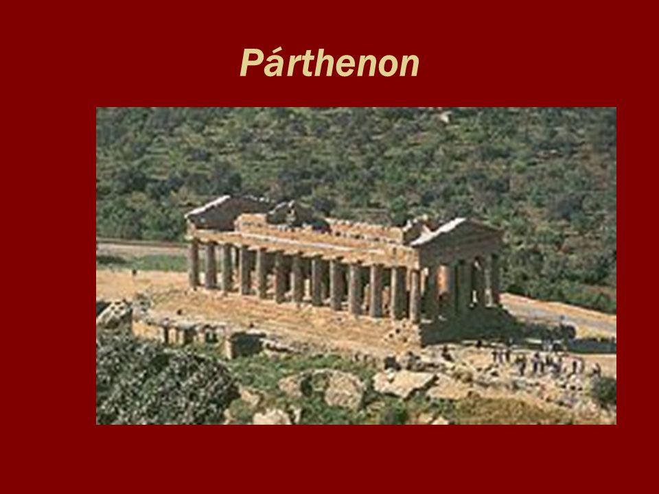 Párthenon