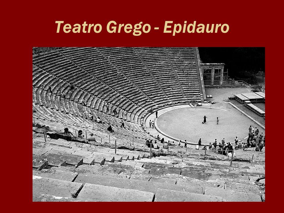 Teatro Grego - Epidauro
