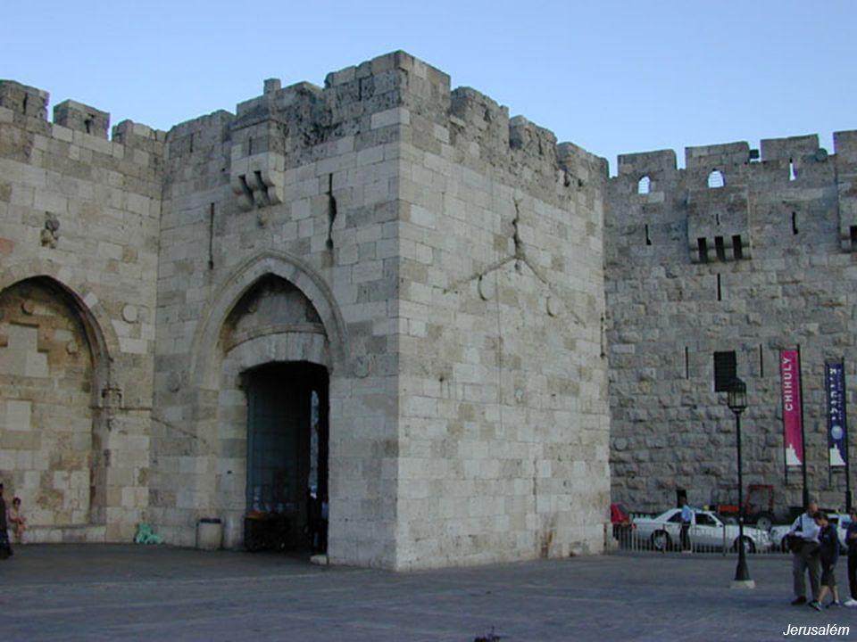 Classe Visão Bíblica IPJG - 2007 Jerusalém