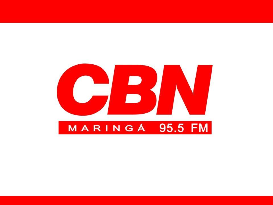 A CBN MARINGÁ entrou no ar em outubro de 1998 e em pouco tempo mudou o conceito de radio-jornalismo local, levando ao ar uma programação diferenciada baseada num jornalismo dinâmico, informativo e de credibilidade.