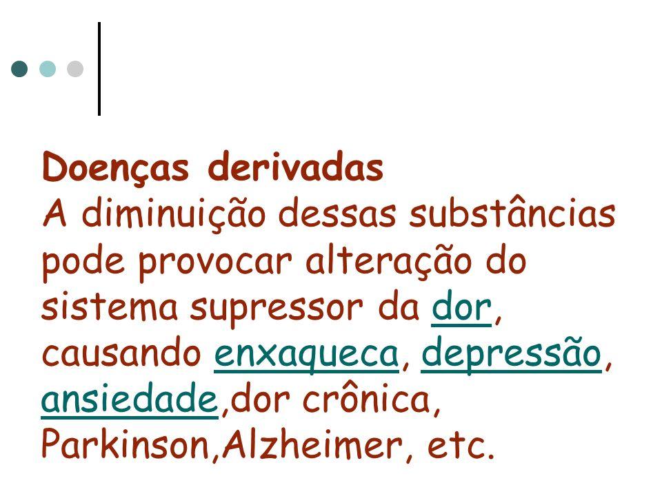 São substâncias que transmitem informações entre neurônios. Ex: Noradrenalina, Adrenalina, Serotonina etc.